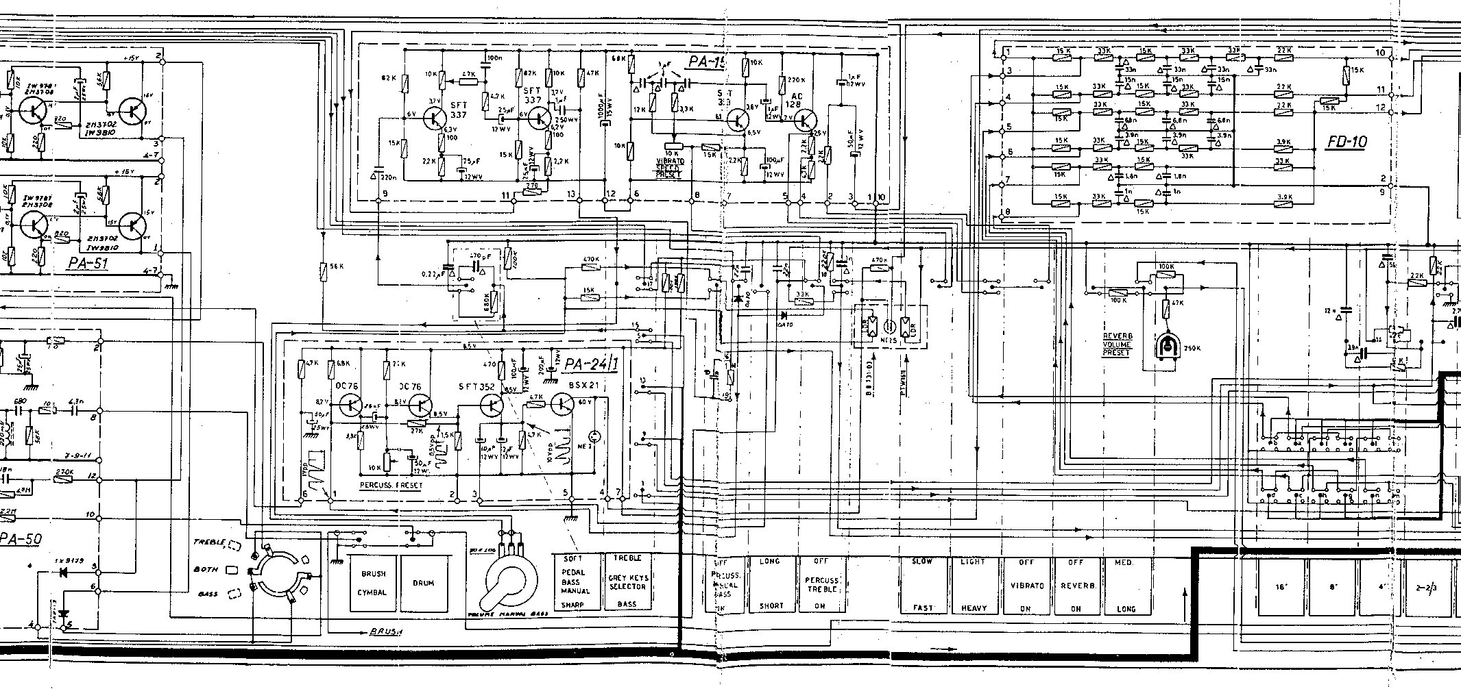 deluxe 2 farfisa compact deluxe schematics farfisa org farfisa wiring diagram at panicattacktreatment.co
