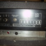 Farfisa OR 200 Amplifier